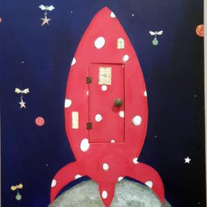 Professor Montague's Rocket