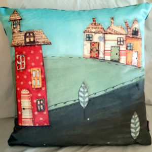 Loopaloo Velvet Cushion
